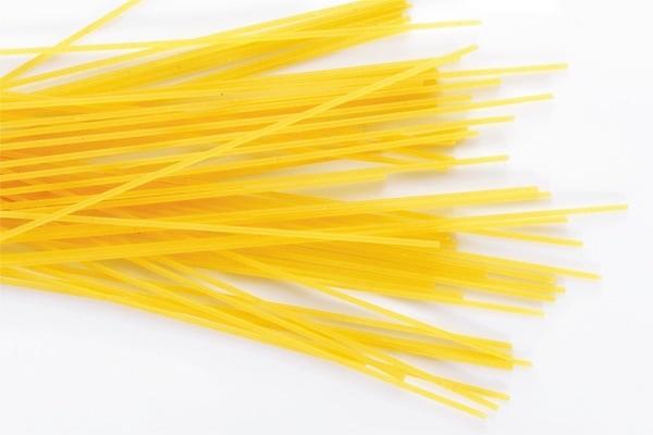 espaguettini tipos de pasta
