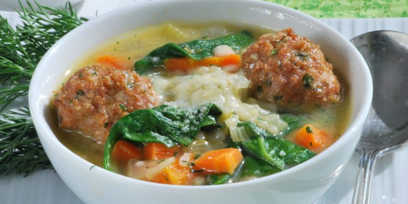 The Italian wedding soup history is quite surprising.