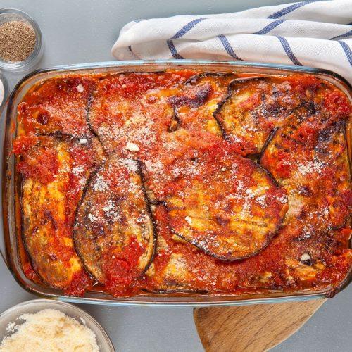 easy parmigiana recipe casserole