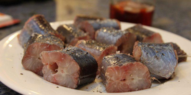 cut eels