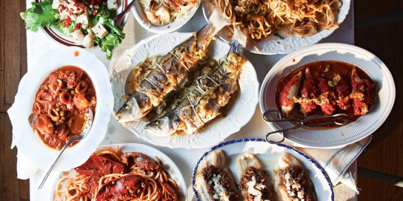 7 Fishes Christmas Eve Italian Recipes.All You Want To Know About The Feast Of The Seven Fishes
