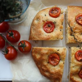 This is the absolute best authentic Italian focaccia bread recipe.