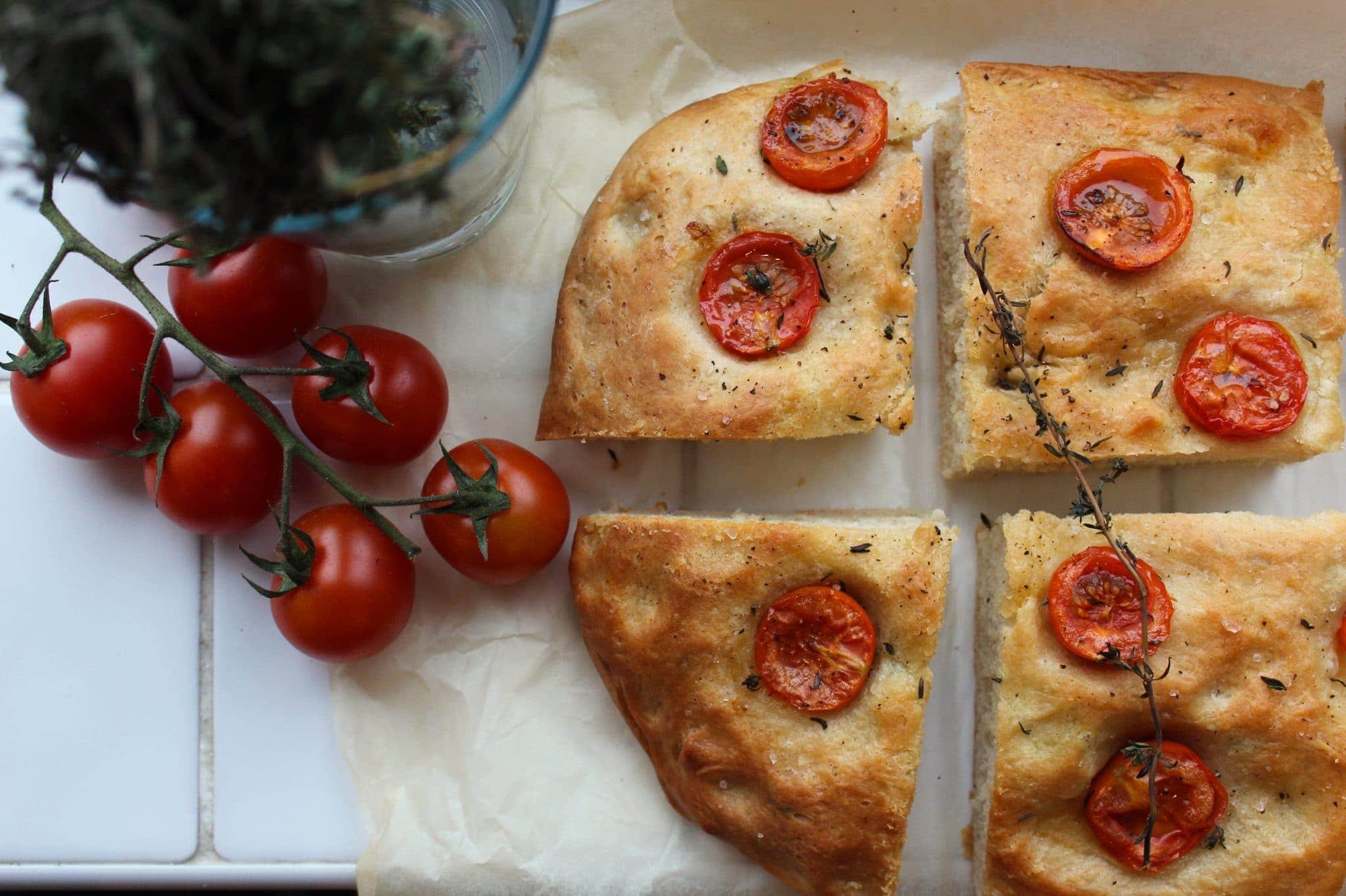 This is the absolute best authentic Italian focaccia bread recipe.