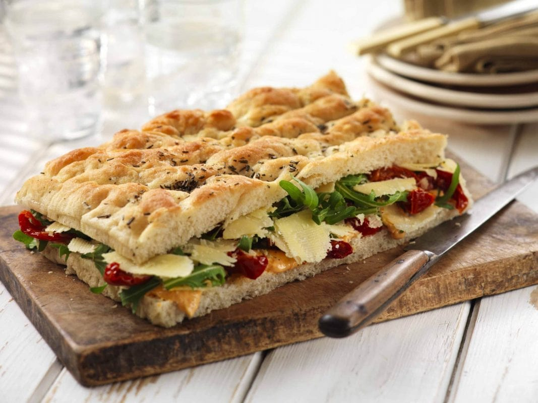 This authentic Italian focaccia bread recipe is amazing.