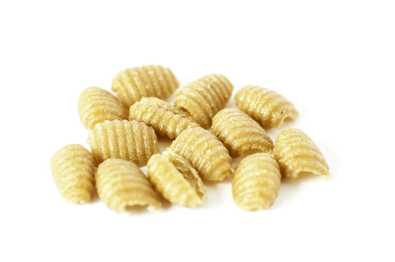 Cavatelli has several different names all over Southern Italy.