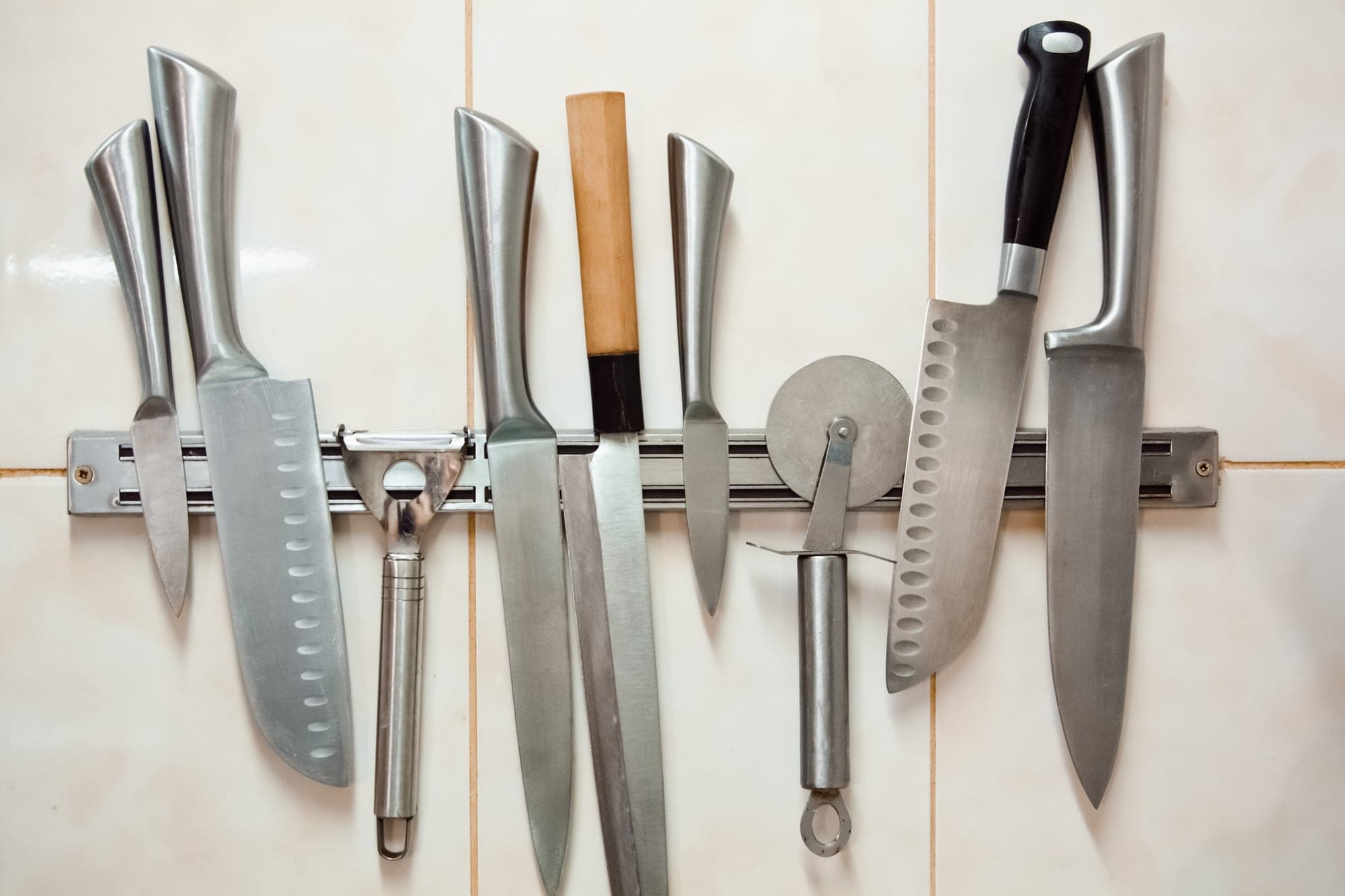 professional Kitchen knives