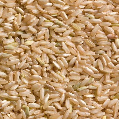 Types of rice varieties