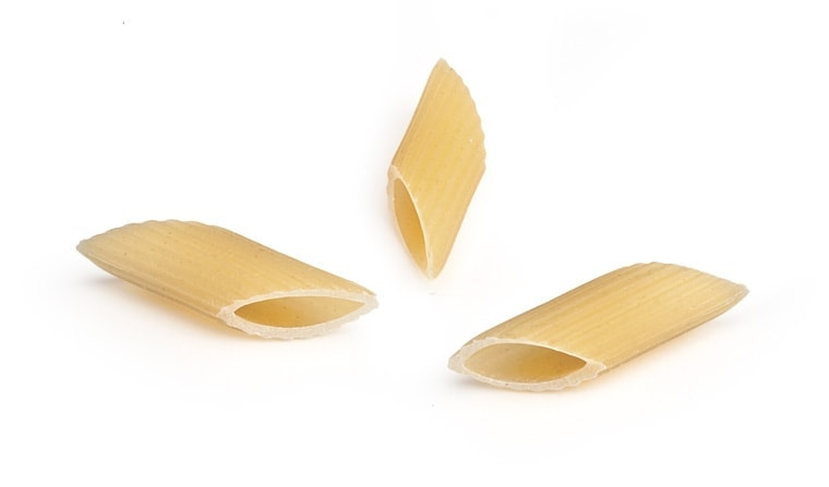 medio penne tipos de pasta