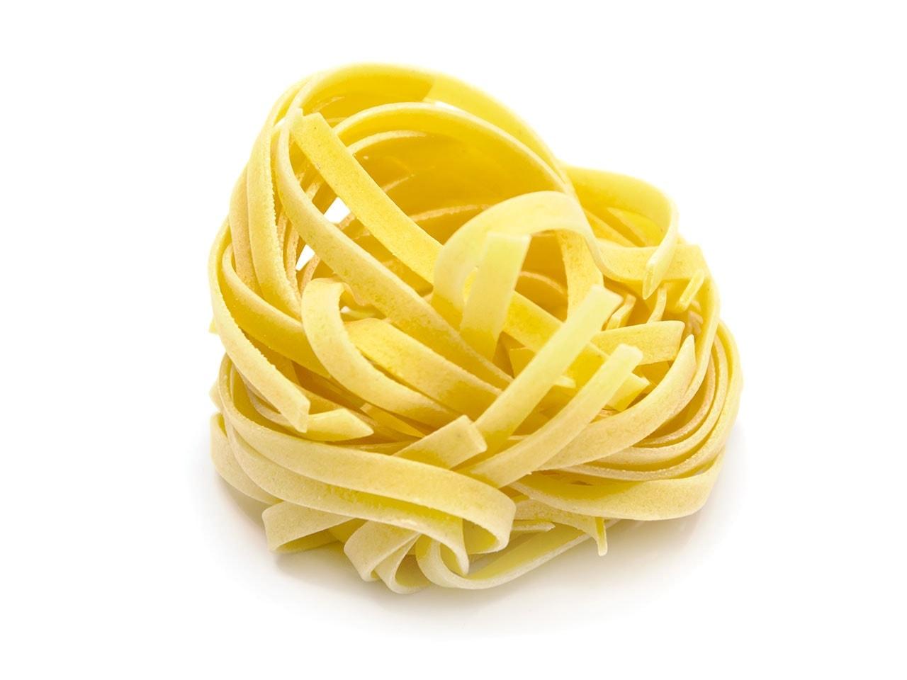 tallarines tipos de pasta