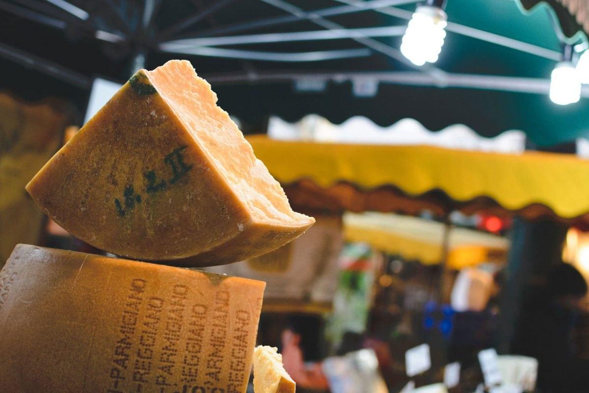 parmigiano reggiano market
