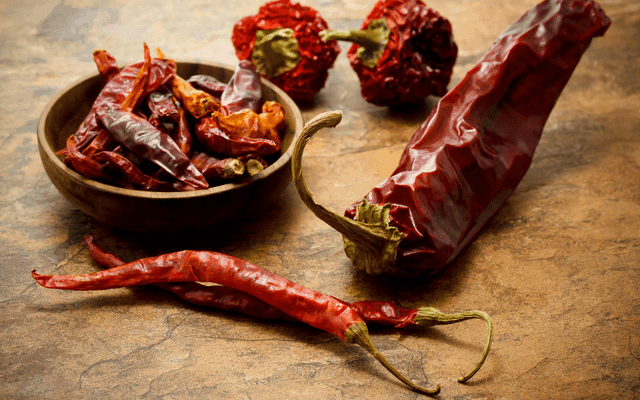 Calabrian chili types