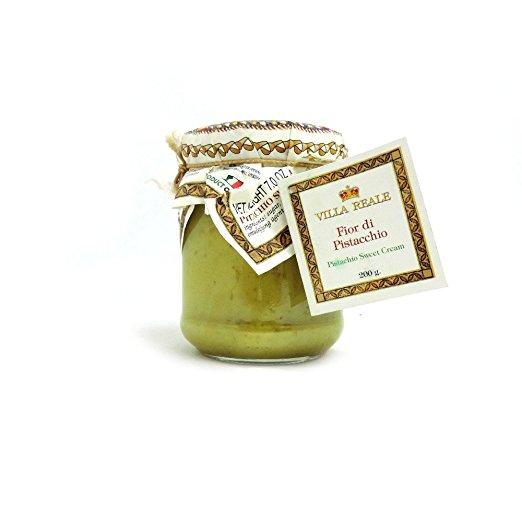 pistachio sweet cream