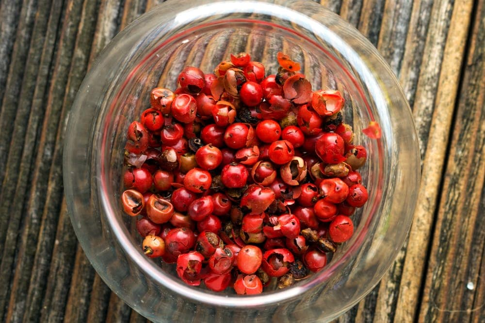 Red peppercorn