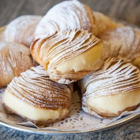 Authentic Italian Sfogliatelle recipe