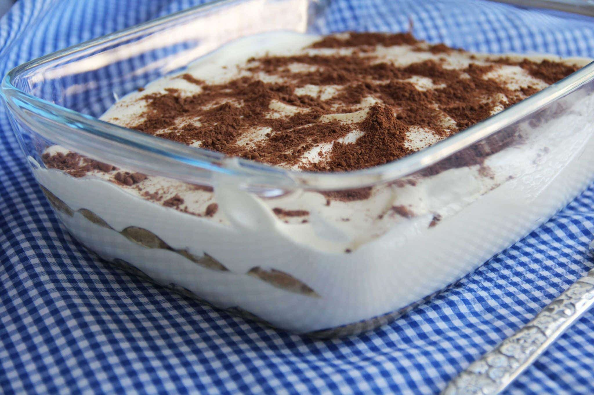 This is the best Authentic Italian Tiramisu recipe ever.