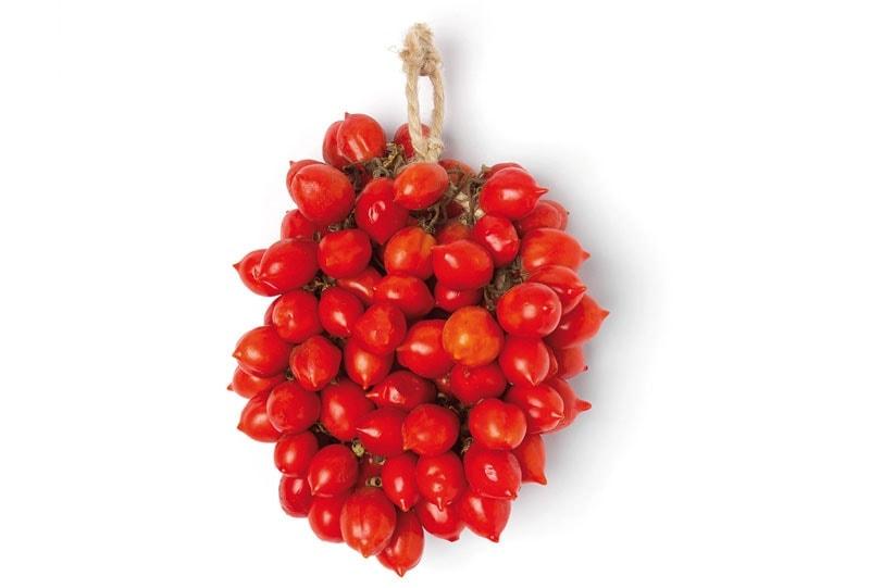 tomato pomodorini piennolo del vesuvio