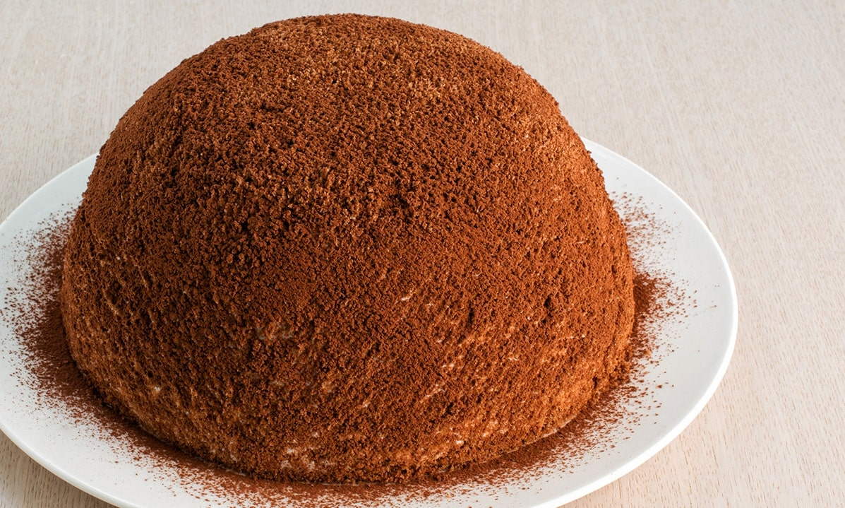 Zuccotto Cake recipe